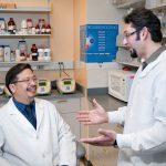Dr. Chengji Zhou and Dr. Kosta Zarbalis